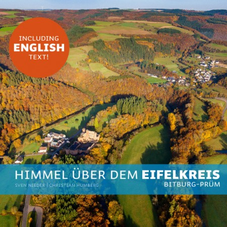 Book english Eifel